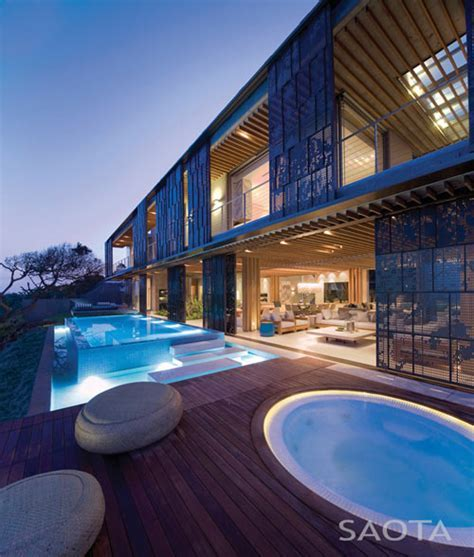 La Lucia House by SAOTA and Antoni Associates   Design Milk