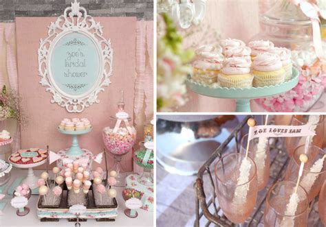 theme vintage shabby chic pretty weddings