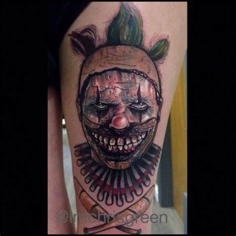 bali tattoo horror stories 23 morbidly delightful american horror story tattoos