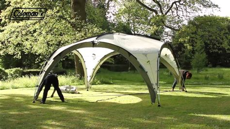 colemans gazebo coleman 174 event shelter deluxe