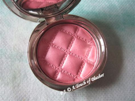 by terry blush terrybly makeup review by terry blush terrybly in 100 torrid peach