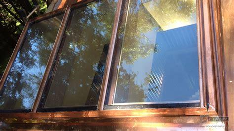 Custom copper skylight installation and fabrication