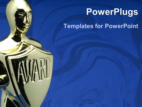 Powerpoint Template Award Ceremony 2424 Award Template Powerpoint