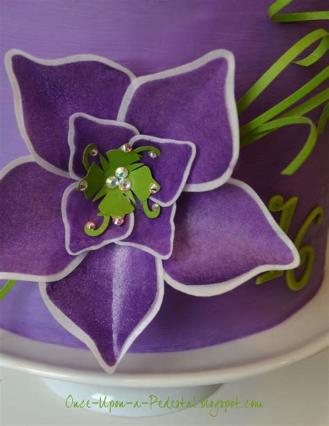 wafer paper fantasy flower tutorial pin by deborah stauch on from once upon a pedestal