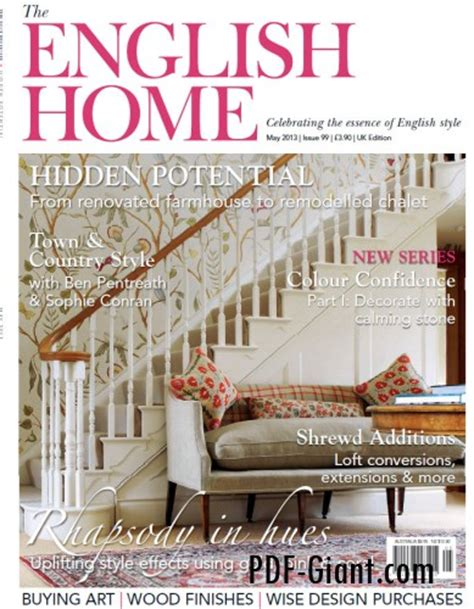 home magazine 1364301605 the english home magazine may 2013 hackett