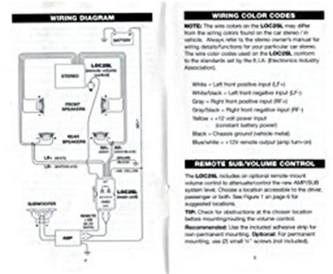 scosche loc2sl wiring diagram scosche get free image