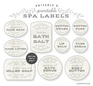 product label templates free editable and printable spa labels worldlabel