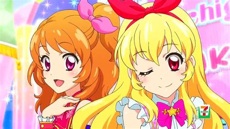 anime idol amv amv aikatsu idol activity cosmos ichigo akari my