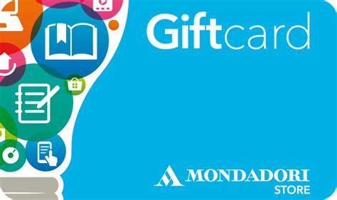 Prezzo Gift Card - gift card mondadori store carte regalo e buoni per clienti o dipendenti