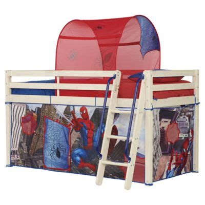 buy midsleeper bed tent pack from our mid high sleepers range tesco
