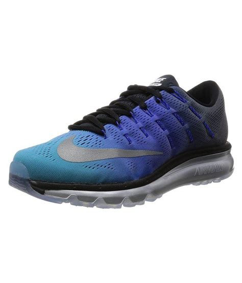 Nike Airmax Merah nike airmax 2016 blue running shoes buy nike airmax 2016 blue running shoes at best