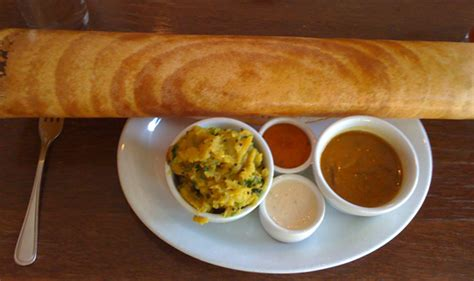 How To Make Paper Dosa - paper masala dosa my 5th element