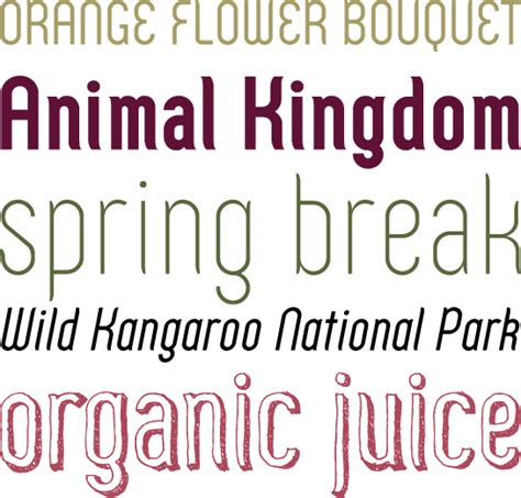 Official Letter Font New Fonts From Various Foundries Font News