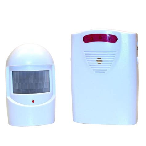 westek wireless driveway and entry alert sec510 the home