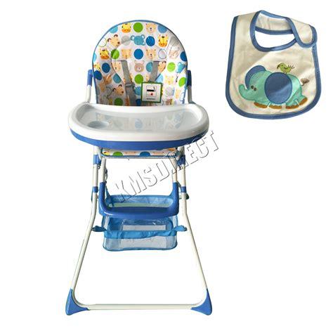 folding portable baby high chair foxhunter portable baby high chair infant child folding
