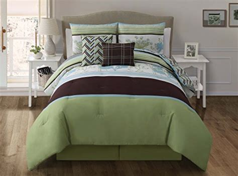 brown and green comforter set green and brown comforter and bedding sets