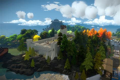 best myst the witness is the modern day myst you ve been waiting