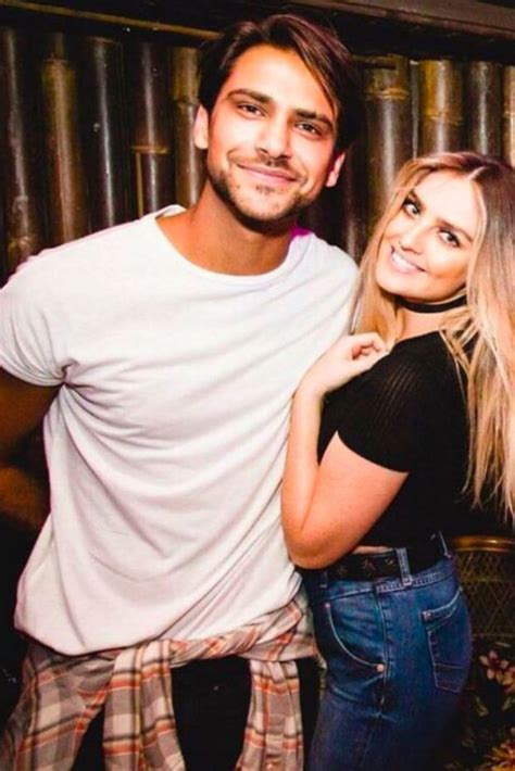 perrie edwards spotted kissing luke pasqualino for the