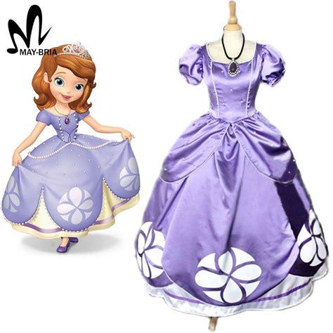 Shofia Dress aliexpress buy princess sofia dress sofia the
