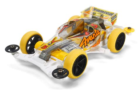 Roller Karet 16mm Tamiya avante jr yellow special clear vs chassis