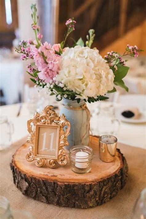top  rustic wedding centerpiece ideas  love