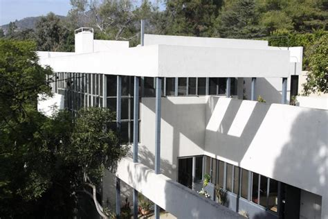 Mid Century Architecture Icons Richard Neutra Lovell House Lovell House