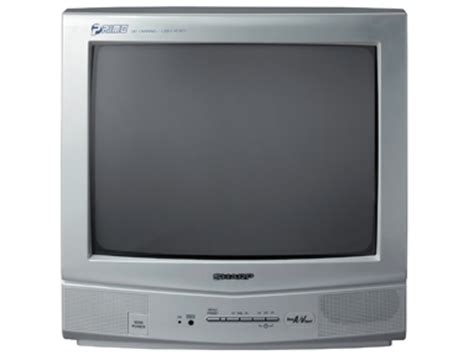 Tuner Tv Sharp 14 Inch sharp 14vw70m 14 quot color tv with free micromatic rice