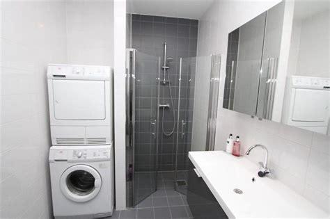 Pinterest Small Bathroom Ideas by 5 Voorbeelden Van Een Kleine Badkamer Met Wasmachine