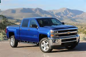 Chevrolet Silverad 2016 Chevrolet Silverado Hd Revealed Gm Authority