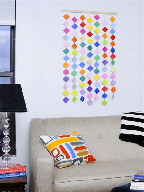 9 easy diy wall art ideas hgtv diy art ideas hgtv