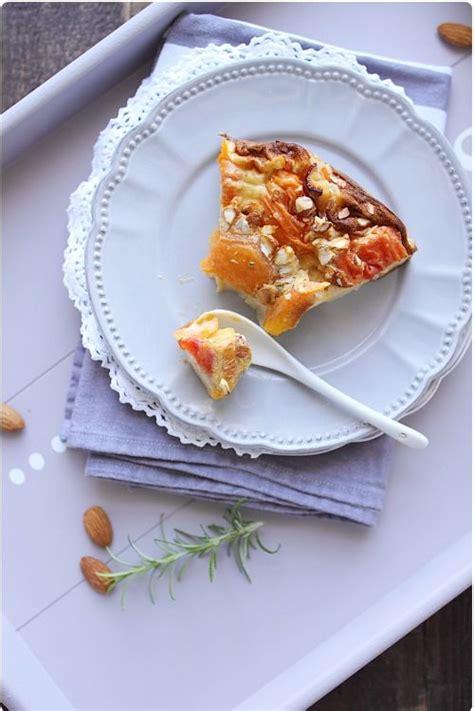 et罌 vasco echa un vistazo a clafoutis aux abricots romarin et miel