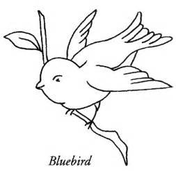 blue bird colouring pages bluebird coloring free animal coloring pages sheets bluebird