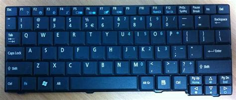 Ganti Keyboard Netbook Acer acer aspire one zg5 netbook replacement laptop 8 9