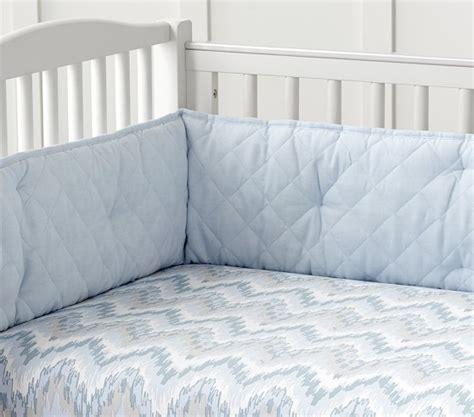 chevron bed linen belgian flax linen chevron ikat nursery bedding sets