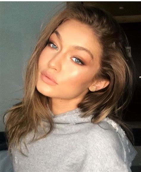 Make Up Gigi Hadid gigi hadid makeup ta makeup everyday makeup