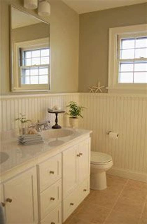 Wainscoting Bathroom Height by Best 25 Bead Board Walls Ideas On Bead Board