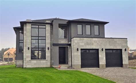 modern home design ontario photo gallery