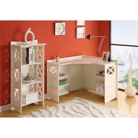 legare corner desk legare cottage corner desk walmart