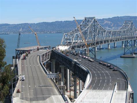 earthcam archives  million images  san francisco oakland bay bridge project