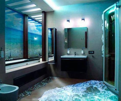 Ces salles de bains sont à couper le souffle  Elles ont