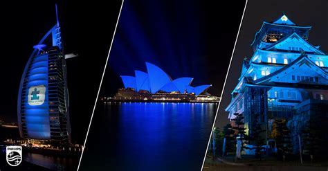 light it up blue autism awareness day light it up blue with led