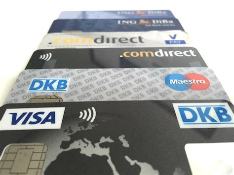 dkb bank geschäftskonto dkb ing diba comdirect bank konto mit kreditkarte