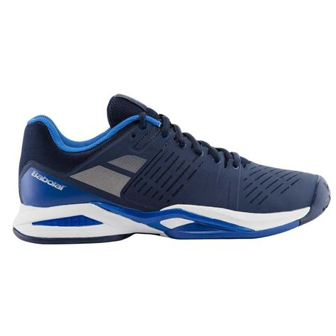 babolat propulse team ac mens tennis shoes 2017 blue mdg