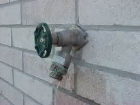 replace outdoor faucet diybanter