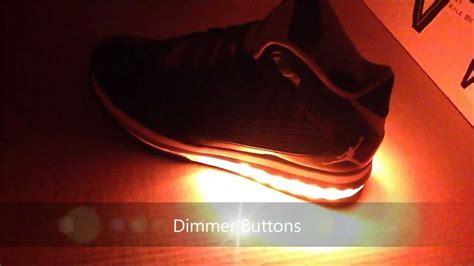 Light Up Air Jordans By Vegas Footwear