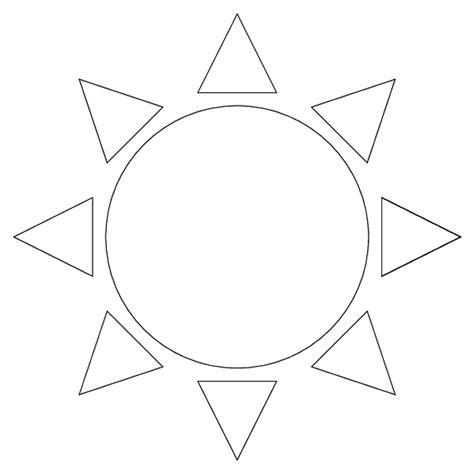 sun diagram coloring page tikz diagram of the sun tex latex stack exchange