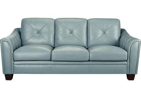 blue leather sleeper sofa pinterest the world s catalog of ideas