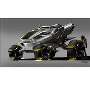 Gallery For &gt Sci Fi Concept Vehicles