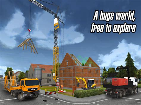 game mod center bremen construction simulator 2014 android apps on google play