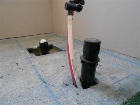 Bathtub Plumbing Installation by Removing Bathtub What To Do With Pipe Doityourself